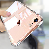 cheap -Case For Apple iPhone XS Max / iPhone 6 Shockproof Back Cover Solid Colored Soft TPU for iPhone XS / iPhone XR / iPhone XS Max