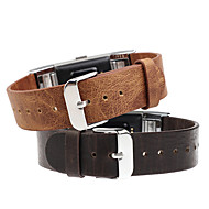 Watch Band varten Fitbit Charge 2 Fitbit Perinteinen solki Aito nahka Rannehihna