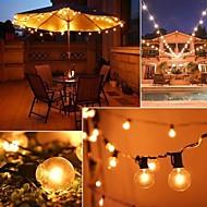 8m Lysslynger 25 LED Varm hvit Dekorativ 220-240 V 1set