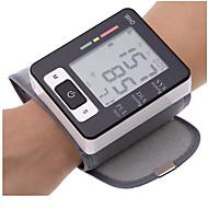baratos -Casa inteligente monitor de pressão arterial de pulso eletrônico casa automática com / sem voz medidor de sangue medidor de pressão arterial tensiômetro