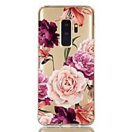 Θήκη Za Samsung Galaxy S9 / S9 Plus / S8 Plus Otporno na trešnju / Prozirno / Uzorak Stražnja maska Cvijet TPU