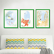 cheap -Decorative Wall Stickers - Plane Wall Stickers Landscape / Still Life Bedroom / Indoor