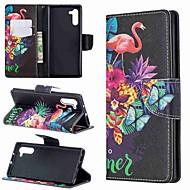 povoljno -Θήκη Za Samsung Galaxy Note 9 / Note 8 / Galaxy Note 10 Novčanik / Utor za kartice / Otporno na trešnju Korice Rukav leptir / Životinja / Panda PU koža