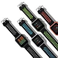 povoljno -Pogledajte Band za Huami Amazfit Bip Younth Watch Xiaomi Klasična kopča Prava koža Traka za ruku
