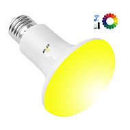povoljno -exup 10w r80 pametne žarulje rgbcw e27 smd5730 aplikacija koja se aktivira zvukom pametna led žarulja podržava amazon echo google home ac85-265v
