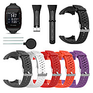 cheap -Smartwatch Band for POLAR M430 / M400 Polar Sport Band Fashion Soft Silicone Wrist Strap