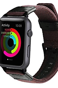 cheap -Watch Band for Apple Watch Series 4/3/2/1 Apple Classic Buckle Nylon Wrist Strap