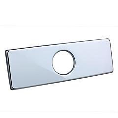 abordables Grifos-Accesorio de la grifería-Calidad superior-Moderno Cubierta del fregadero-Terminar - Cromo