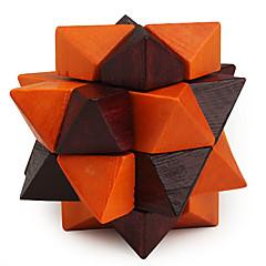 tanie -Drewniane puzzle Gry logiczne Zabawki profesjonalnym poziomie Prędkość Drewniany Dla chłopców Dla dziewczynek Sztuk