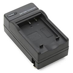 cámara digital y videocámara cargador de batería para Olympus LI-80B y np900