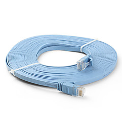 preiswerte Kabel & Adapter-CAT6 1,35 mm Super-Slim-LAN-Kabel (10 Meter)