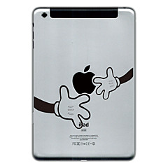 Hug Design Protector Sticker for iPad mini 3, iPad mini 2, iPad mini