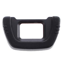 DK-21 Copa ocular de caucho del ocular para Nikon D90 D80 D300 D200 (Negro)