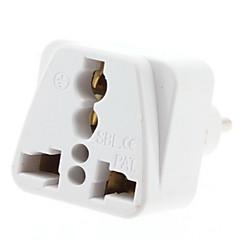 EU-pistoke useita plug Universal Travel adapteri (110-240V)
