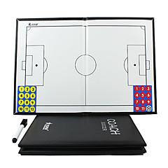 abordables Balones y accesorios-Fútbol Tabla Imantada para Entrenamiento Plegable Poliéster 42.0*27.5*0.4