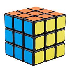abordables Ofertas especiales-Cubo de rubik Shengshou 3*3*3 Cubo velocidad suave Cubos mágicos rompecabezas del cubo Nivel profesional Velocidad Clásico Niños Adulto Juguet Chico Chica Regalo
