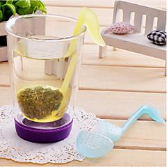 ieftine -fonetic simbol ceai în formă de frunze de filtru filtru (culoare aleatorii)