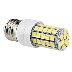 e26 / e27 levou luzes de milho t 59 smd 5050 540lm branco natural 6000k ac 220-240v