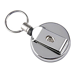 Χαμηλού Κόστους -Metal Retractable Reel Badge Buckle Hui-125