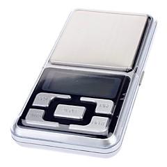 Hordozható digitális zseb mérleg 200g 0.01g