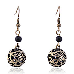 cheap Earrings-Women's Silver Plated Gold Plated Drop Earrings - Silver Golden Earrings For Party Daily Casual