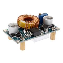 voordelige Voedingen-DC-omzetters Constant 5-32V naar 0.8-30V 5A Boost Module Portable Power Supply