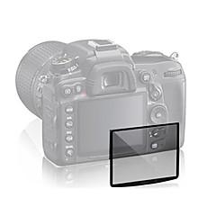 fotga® premium LCD-scherm panel protector glas voor canon 70d