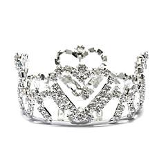 boda tiara aleación de plata para el florista (1pc)