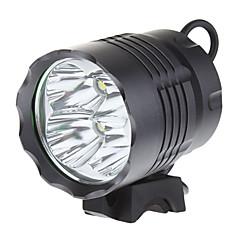 preiswerte Stirnlampen-Stirnlampen Radlichter LED Cree XM-L T6 3200 lm 3 Beleuchtungsmodus Schlag-Fassung Camping / Wandern / Erkundungen, Radsport, Angeln