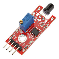 Flame Detection Sensor Module For (For Arduino) DIY Project