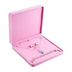billige Opbevaring til smykker og makeup-Kulfiber Med låg Hjem Organisation, 1set Smykkeskrin