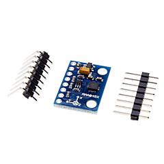 お買い得  センサー-用mma8452 3軸三軸デジタル加速度センサーモジュール(Arduinoのための)