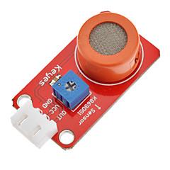お買い得  センサー-(Arduinoのための)のためのMQ3アナログアルコールセンサーモジュール(公式(Arduinoのための)ボードで動作します)