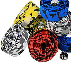 abordables Puños y Manguitos para Manillar-Cinta de manillar Bicicleta de Pista Aleación de aluminio Amarillo / Rojo / Azul