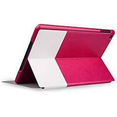 Χαμηλού Κόστους Θήκες/Καλύμματα για iPad Air-Δερμάτινη θήκη οδοντογλυφίδες Grain Full Body για iPad Air (διάφορα χρώματα)
