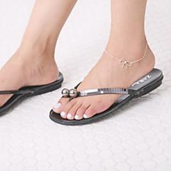 серебро сладкие женщин покрытием ножной браслет (24см * 2,2 см * 0,5 см) (серебро) (1 шт)
