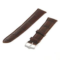 Heren Dames Horlogebandjes Leer #(0.007) Horlogeaccessoires