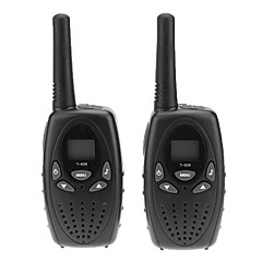 5 km Pair Twin 2-Way 2 Two-Way Radio Walkie Talkie Two Way Radio T-628 Set