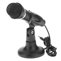 voordelige Audio/Video-accessoires-LX-M30 Hoge kwaliteit multimedia microfoon voor Netto KTV, Computer, PC