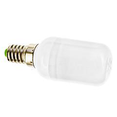 voordelige LED-lampen-SENCART 1W 80-120lm E14 LED-spotlampen 6 LED-kralen SMD 5730 Warm wit 220-240V