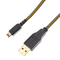 Greatest USB-Power-Kabel für 3DSLL/3DSXL