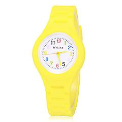preiswerte Tolle Angebote auf Uhren-Damen Armbanduhr Band Retro / Freizeit / Modisch Blau / Rot / Grün