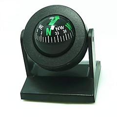 Justera Ball Style Car Compass - Svart