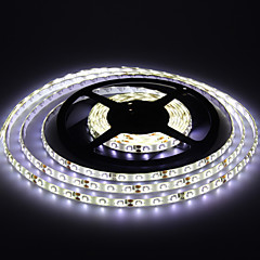 cheap LED Strip Lights-Flexible LED Light Strips 300 LEDs Warm White White Waterproof DC 12V