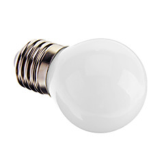 お買い得  LED 電球-E27 2W 9x2835SMD 120-140LM 2700 - 3200KウォームホワイトライトLEDグローバル電球(220V)