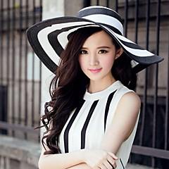 お買い得  ヘアジュエリー-女性のバスケットヘッドピース - カジュアルな屋外帽子エレガントなスタイル