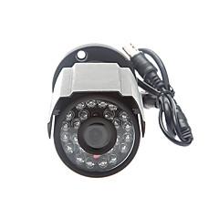 Kültéri biztonsági kamerák a Night Vision