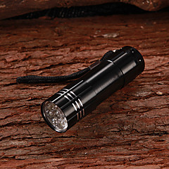 cheap -LED Flashlights / Torch LED 100 lm 1 Mode - Small Size Compact Size Multifunction