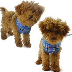 お買い得  犬用首輪/リード/ハーネス-犬 ハーネス 高通気性 ナイロン メッシュ イエロー ローズ レッド ブルー
