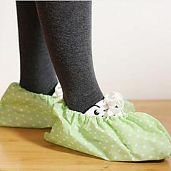 Tampa da sapata de impressão não-tecido (cor aleatória)